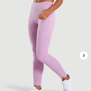 Gymshark Ori Leggings Pink L